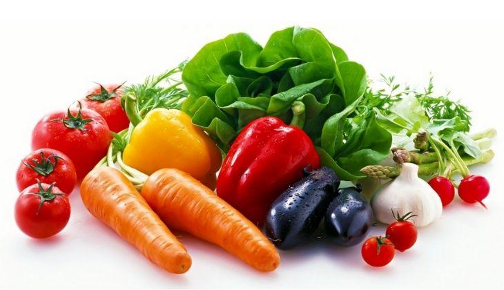 Rau củ quả là thực phẩm cần thiết có trong thực đơn của người bệnh