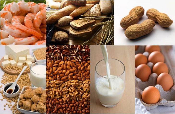 Chế độ ăn uống đặc biệt quan trọng khi chăm sóc bệnh nhân nổi mề đay