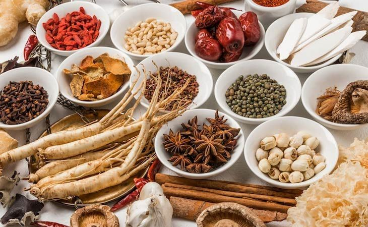 Một số vị thuốc Đông y kháng viêm có thể được dùng