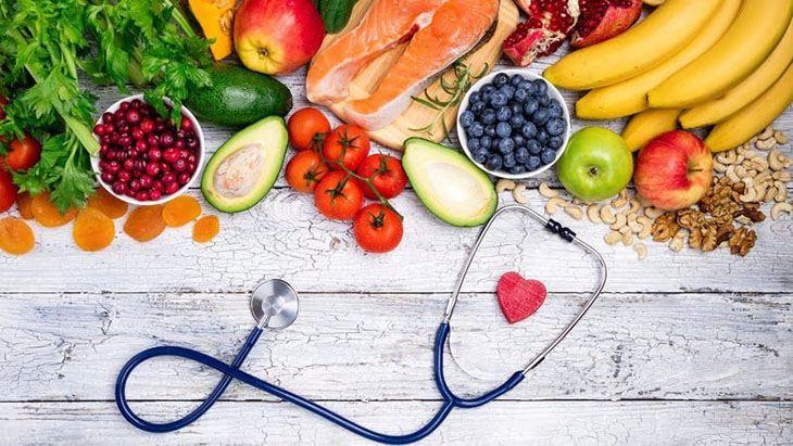 Bệnh nhân nên xây dựng chế độ ăn uống khoa học