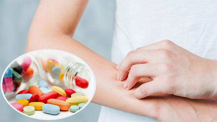 Thuốc Tây giúp loại bỏ nhanh triệu chứng nhưng cũng tồn tại biến chứng