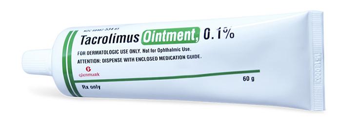 Thuốc trị viêm da cơ địa Tacrolimus khắc phục được hạn chế của corticoid