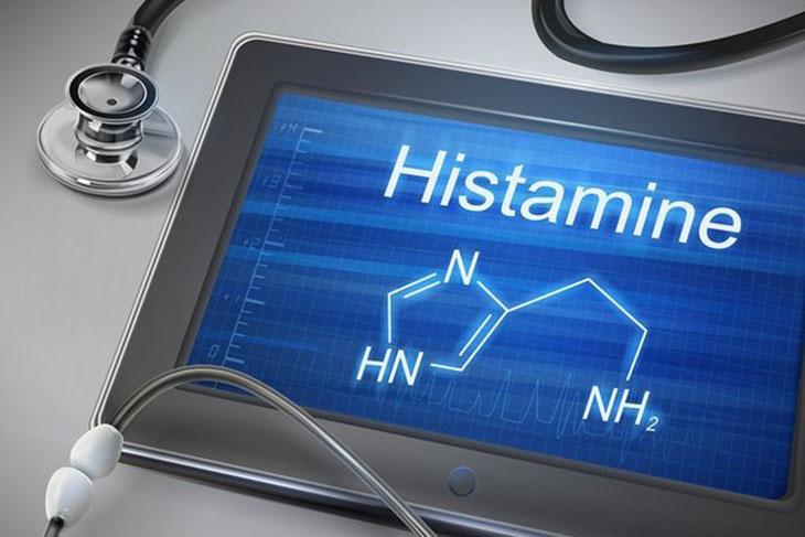 Nhóm thuốc giúp ngăn chặn sản sinh histamin khi có kích ứng