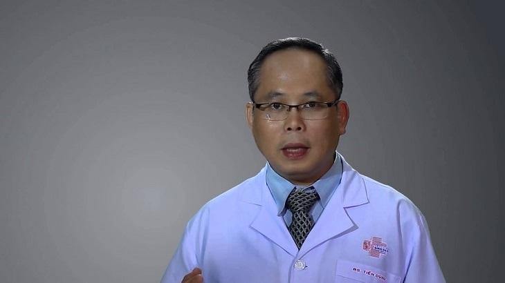 Bác sĩ Mai Tiến Dũng chuyên điều trị bệnh lý nam khoa