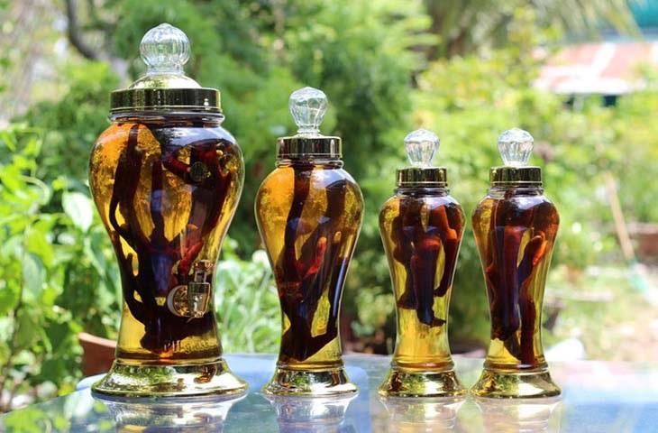 Bài thuốc ngâm rượu chữa yếu sinh lý thường dễ sử dụng, hiệu quả cao