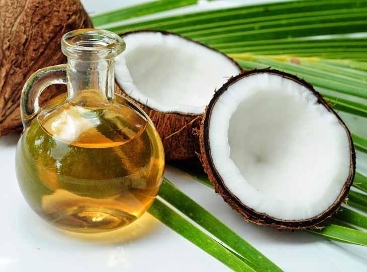Tác dụng của dầu dừa trong việc điều trị chàm