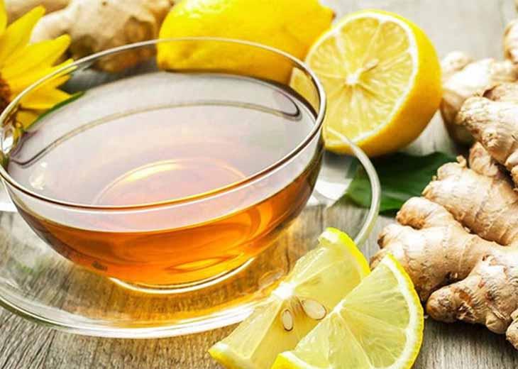 Uống trà gừng thường xuyên cũng rất tốt cho sức khỏe