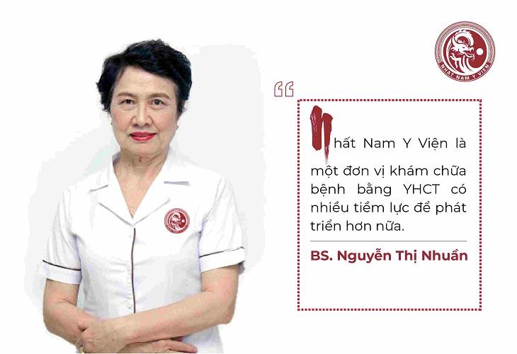Bác sĩ Nguyễn Thị Nhuần - Người Thầy Thuốc Nhân Dân