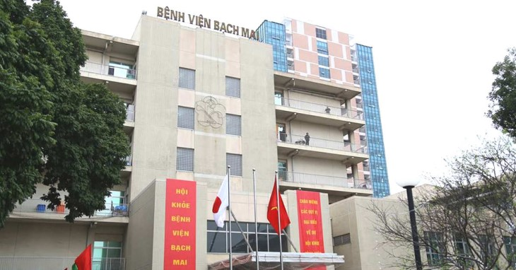 Bệnh viện Bạch Mai - tuyến đầu trong khám và chữa nhiều bệnh lý nguy hiểm