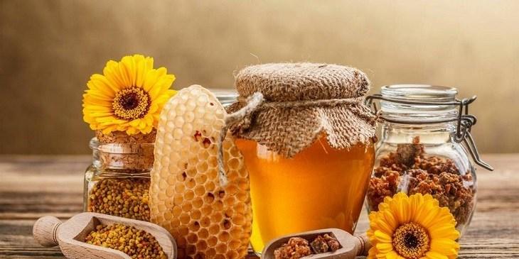 Chữa bệnh chàm bằng thuốc Nam với mật ong đem lại hiệu tác động vượt trội