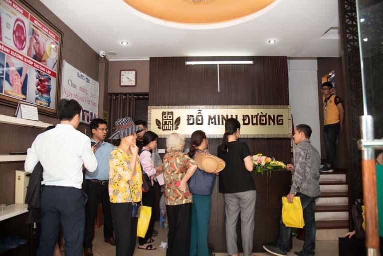 Nhà thuốc Đỗ Minh Đường - Địa chỉ khám chữa bệnh bằng YHCT uy tín