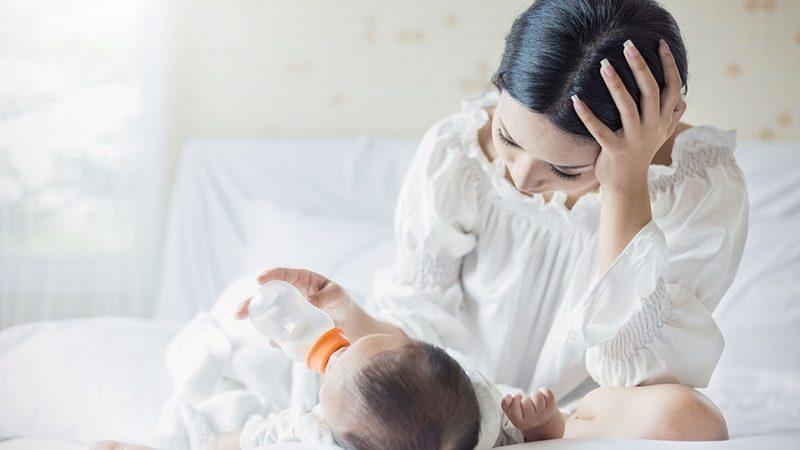 Mề đay mãn tính biến chứng nặng có thể ảnh hưởng đến sức khỏe mẹ và bé