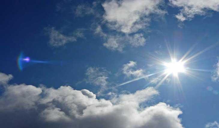 Nổi mề đay kiêng gì - Ánh nắng mặt trời