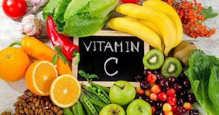 Bổ sung nhóm vitamin A, vitamin B, vitamin C cho cơ thể