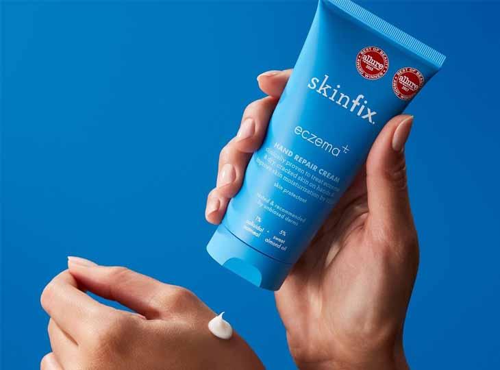 Skinfix Eczema Hand Repair là kem trị bệnh chàm an toàn