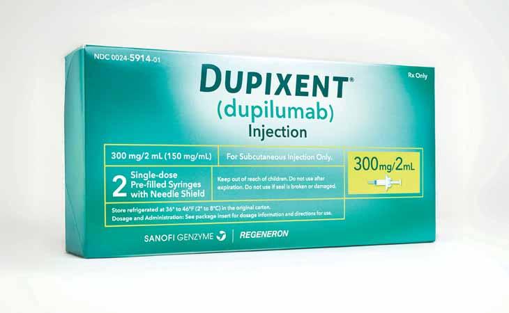 Dupilumab là thuốc trị chàm khô dạng tiêm