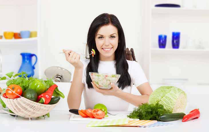 Người bệnh cần có một chế độ ăn uống khoa học