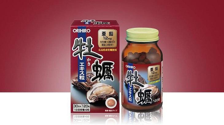 Hàu tươi Orihiro giúp cải thiện tình trạng yếu sinh lý hiệu quả