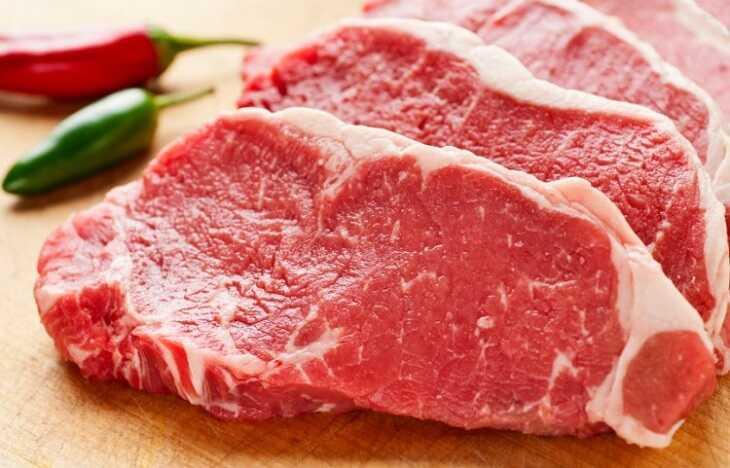Thịt bò giúp phái mạnh tăng cường cơ bắp, sự dẻo dai, bền bỉ khi làm chuyện ấy