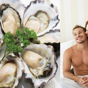 Hàu chính là câu trả lời cho vấn đề nam giới nên ăn gì để cương lâu