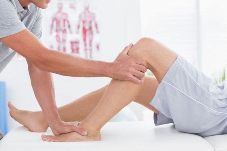Bấm huyệt là một trong những phương pháp điều trị bệnh theo y học cổ truyền