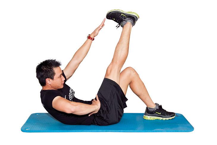 Nam giới nên tập thể dục thể thao hàng ngày để tăng cường sức khỏe