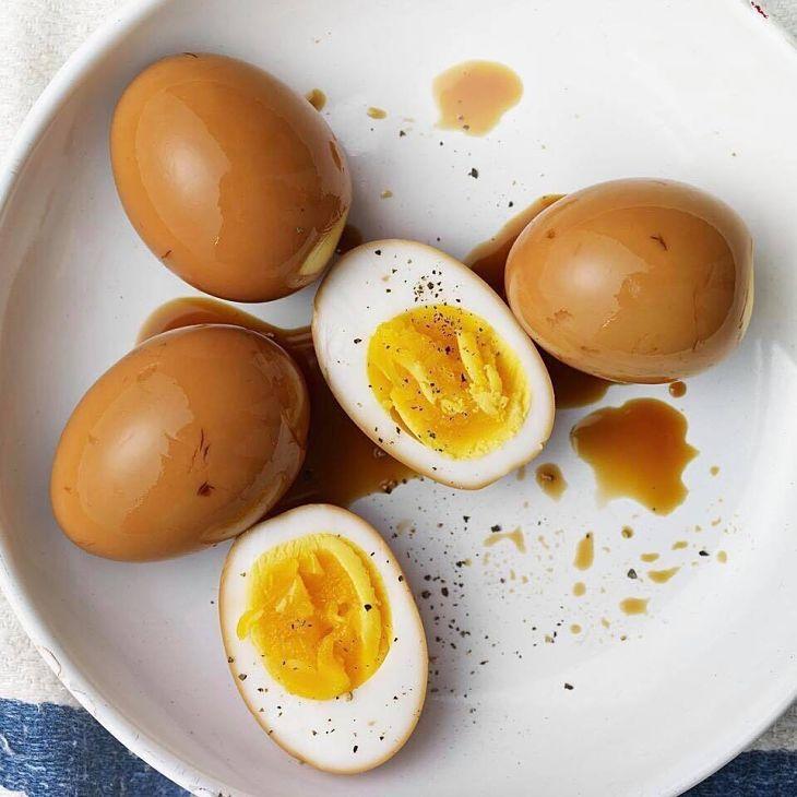 Trứng gà có chứa nhiều dưỡng chất tốt cho sinh lý nam