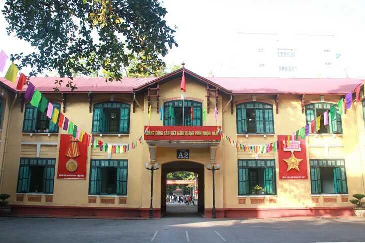 Trung tâm Nam học của Bệnh viện Việt Đức chuyên điều trị các bệnh sinh lý nam