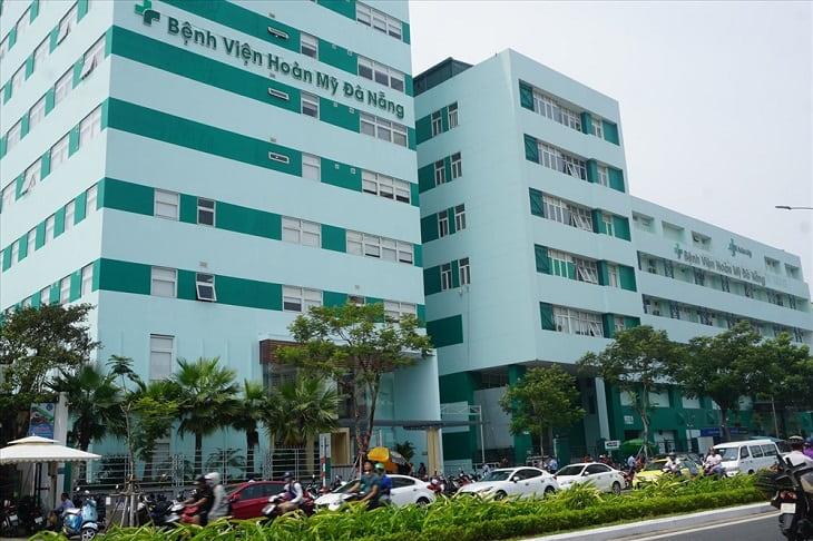 Bệnh viện Hoàn Mỹ Đà Nẵng cũng được rất nhiều người đánh giá cao