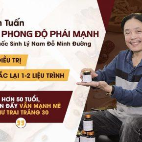 Sinh Lý Nam Đỗ Minh được nghệ sĩ Minh Tuấn tin dùng