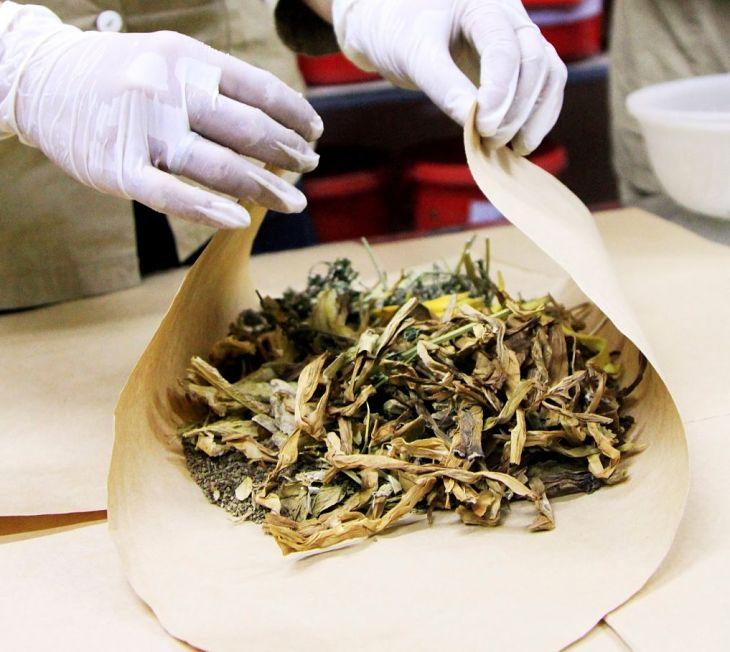 Bài thuốc Đông y sử dụng dược liệu sạch, có nguồn gốc rõ ràng