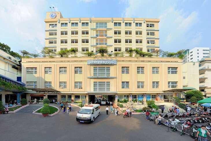 Bệnh viện Từ Dũ là nơi sở hữu đội ngũ y bác sĩ giàu kinh nghiệm, chuyên môn và tay nghề