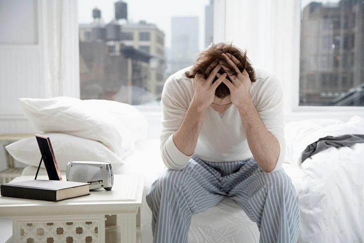 Có thể mệt mỏi, xuất tinh mất kiểm soát là triệu chứng của bệnh