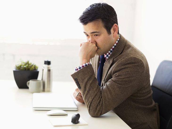 Tâm lý căng thẳng mệt mỏi là nguyên nhân khiến nam giới mắc bệnh