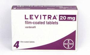 Thuốc trị xuất tinh sớm Levitra