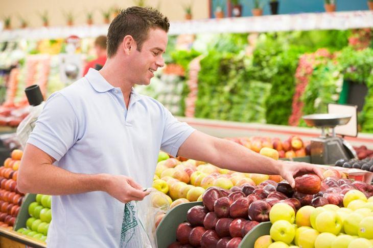 Nam giới nên có chế độ ăn uống hợp lý để tăng cường chức năng sinh lý