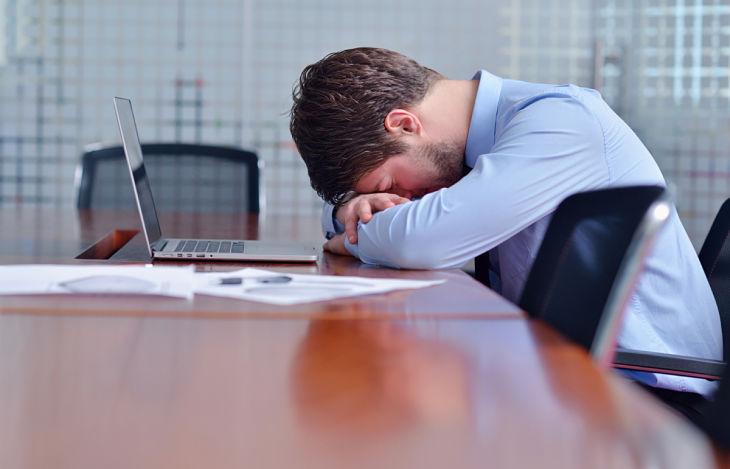 Tâm lý căng thẳng, stress là nguyên nhân gây bệnh