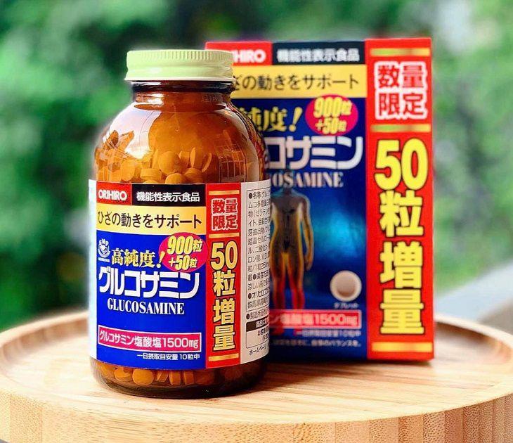 Dùng Glucosamine Orihiro đúng cách sẽ giúp phát huy được tối đa công dụng của sản phẩm