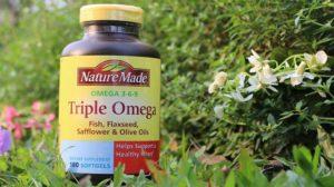 Triple Omega 3-6-9 Nature Made - Hướng dẫn cách sử dụng chi tiết