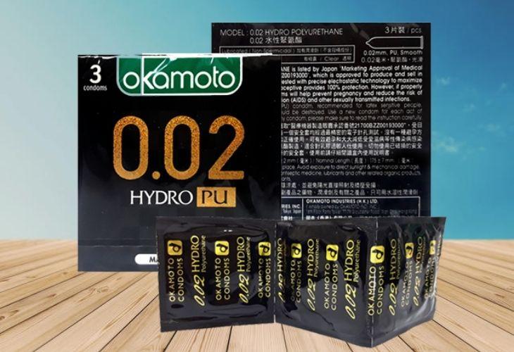 Okamoto 002 được thiết kế theo cảm hứng từ hoa anh đàoOkamoto 002 được thiết kế theo cảm hứng từ hoa anh đào