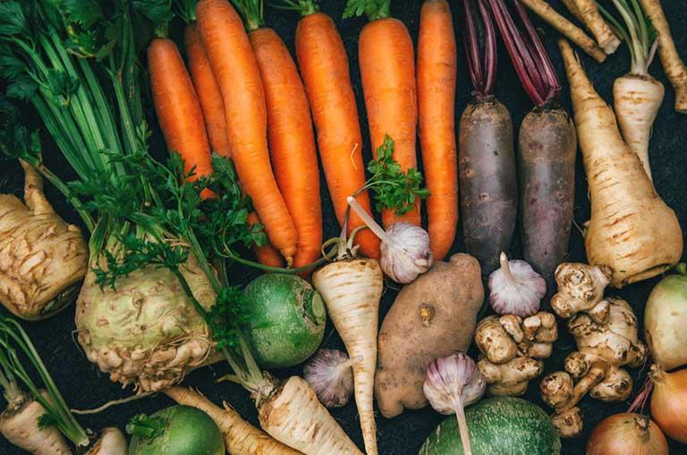 các loại rau tốt cho người bệnh trĩ