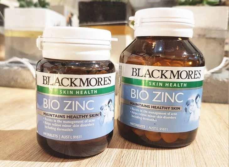 Sản phẩm Blackmore Bio Zinc được review rất tốt bởi khách hàng