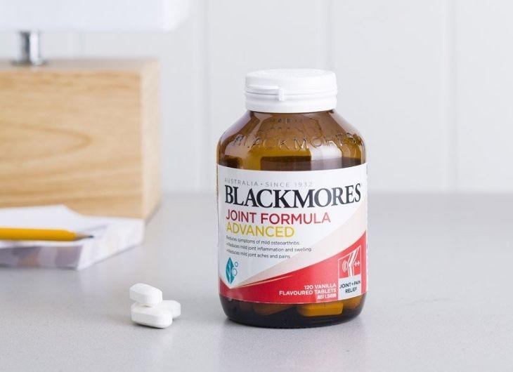Sản phẩm với thành phần chính là Glucosamine sunfat natri