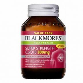 Viên uống Blackmores Super Strength CoQ10 300mg