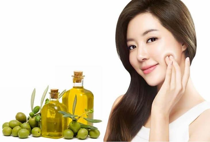 Dầu oliu có tác dụng trị chàm rất hiệu quả