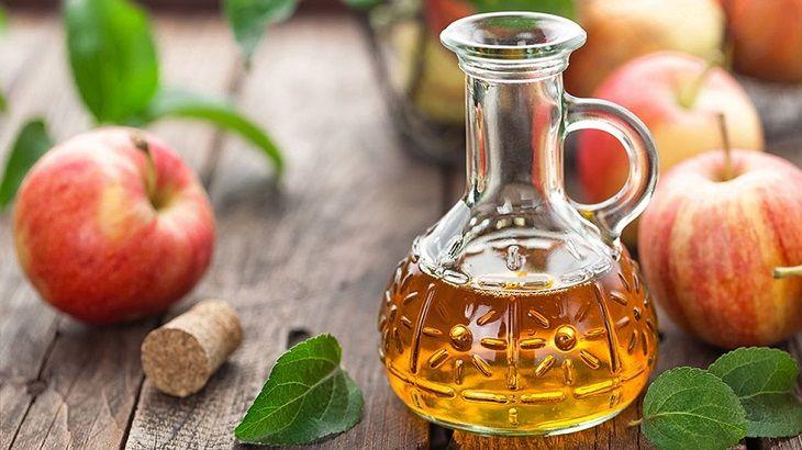 Kết hợp dầu oliu với giấm chua cho hiệu quả nhanh chóng