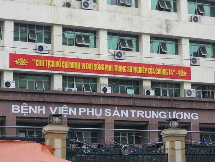 Người bệnh có thể lựa chọn Phụ Sản Trung Ương để chữa viêm âm đạo ở Hà Nội