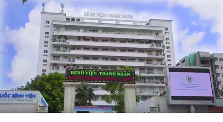 Chữa viêm âm đạo ở Hà Nội - Bệnh viện Thanh Nhàn