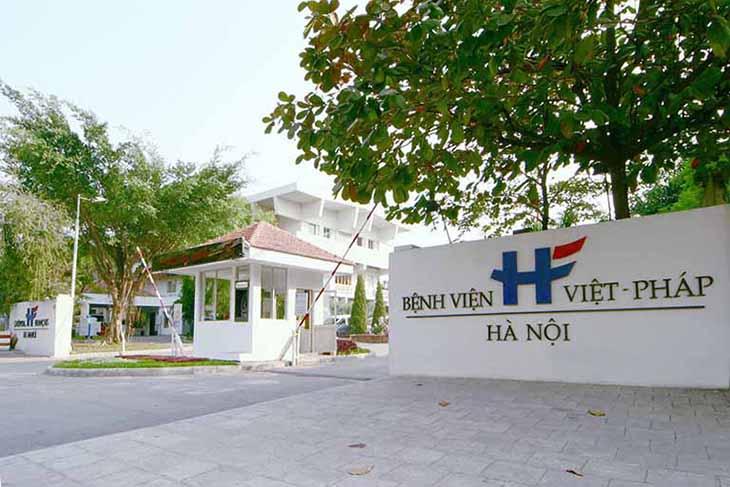Chữa viêm âm đạo tại Bệnh viện Việt Pháp được đánh giá tốt