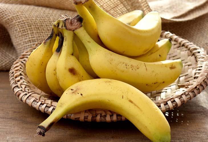 Chuối là loại quả có chứa hàm lượng dinh dưỡng cao